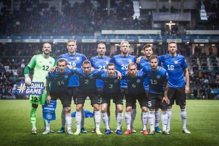 Збірна Естонії
