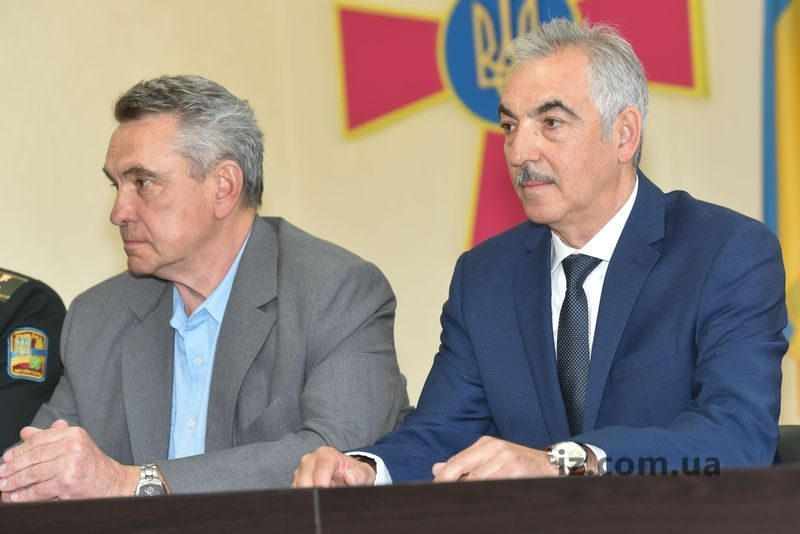 Горбылев и Моин