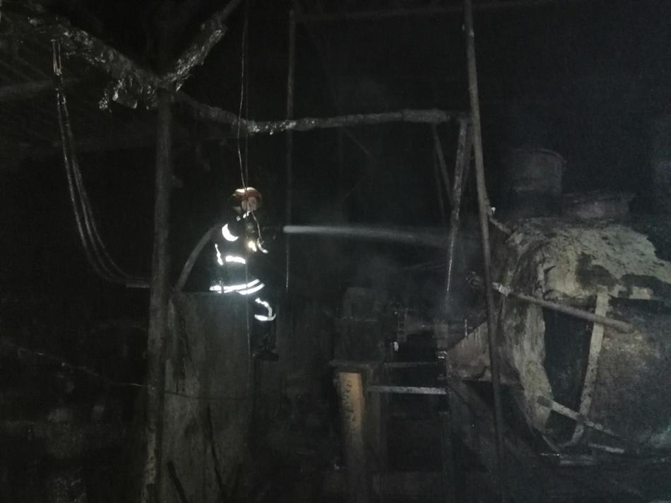 Спасатели устанили угрозу взрыва. Фото: ГСЧС