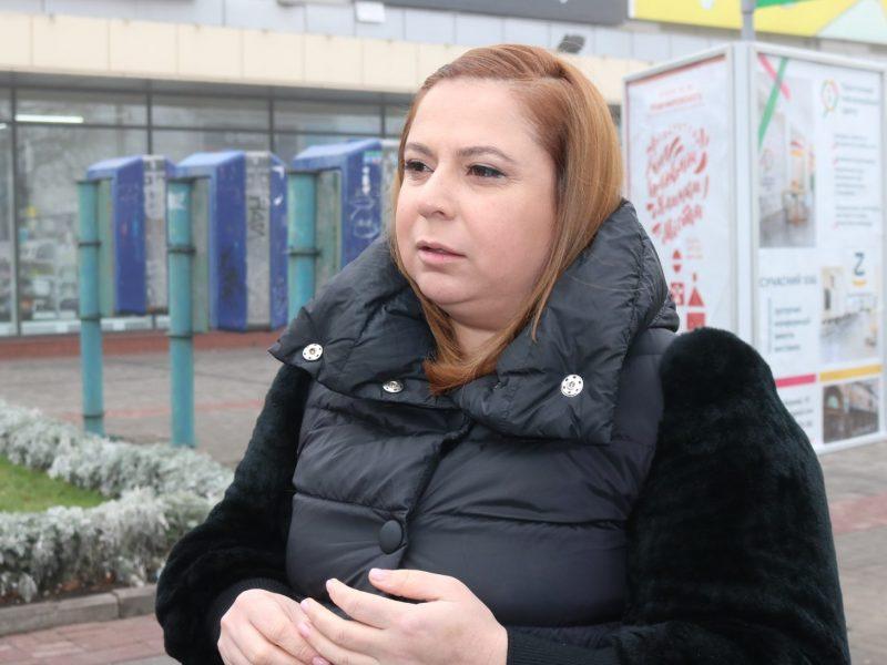 руководитель общественной организации «Платформа совместных действий» Ирайсат Магомедалиева