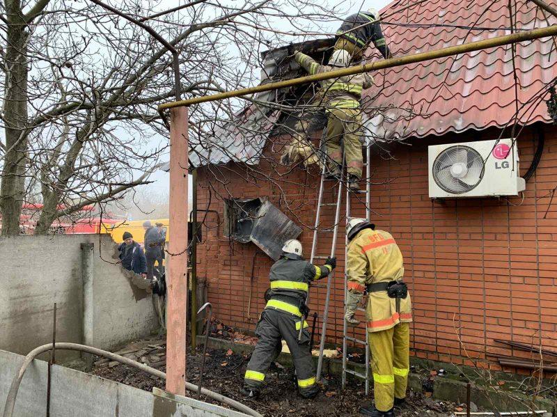ЧП произошло во время проведения ремонтных работ в одном из мелитопольских магазинов