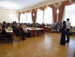 у Запорізькому національному університеті дипломи магістрів отримували випускники біологічного факультету