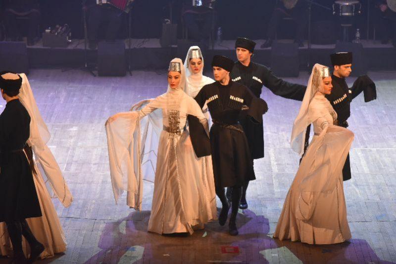 балет «Сухишвили»