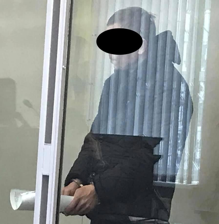 Подозреваемому грозит пожизненное лишение свободы. Фото: fb Роман Мазурик