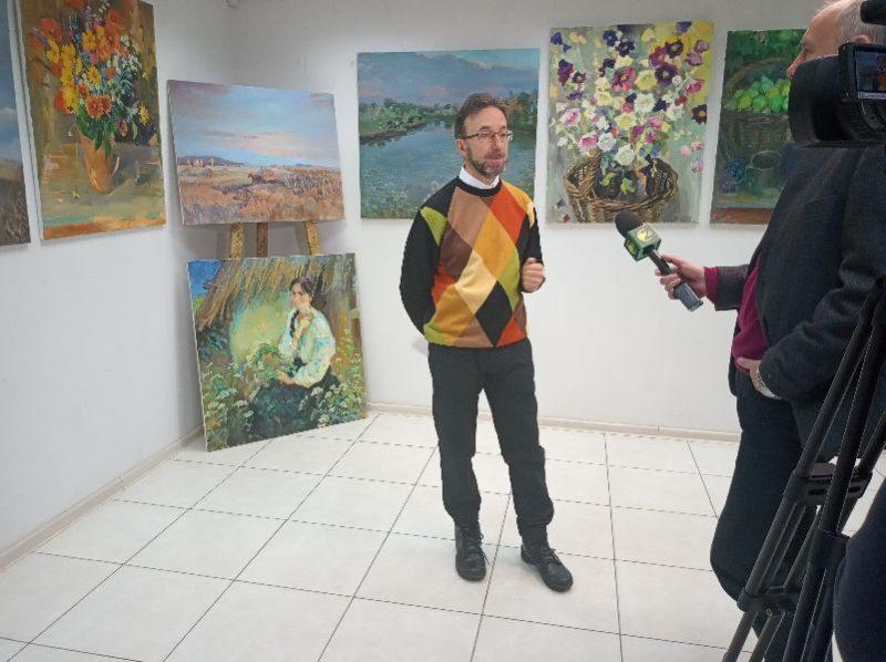 В галерее «ART L`»
