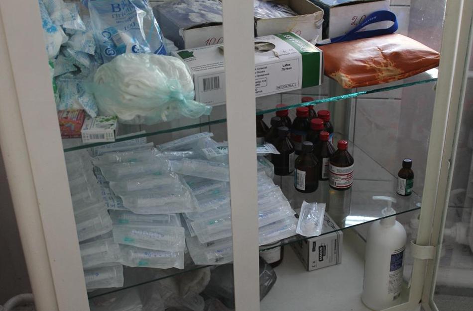 Препаратов на всех больных хватит / фото: Vgorode