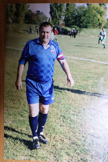 Виталий Хмельницкий на поле выходил ради популяризации футбола