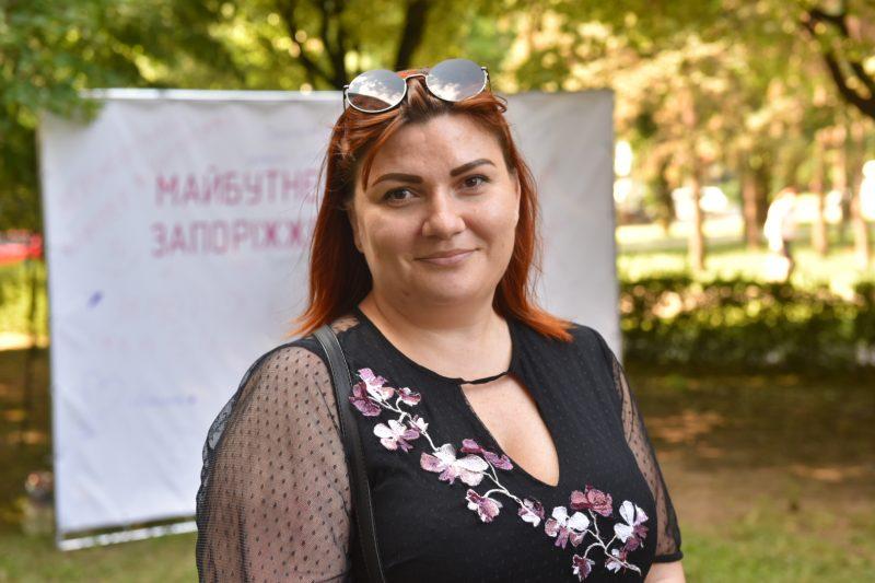 представительница общественного сектора Галина Азарова