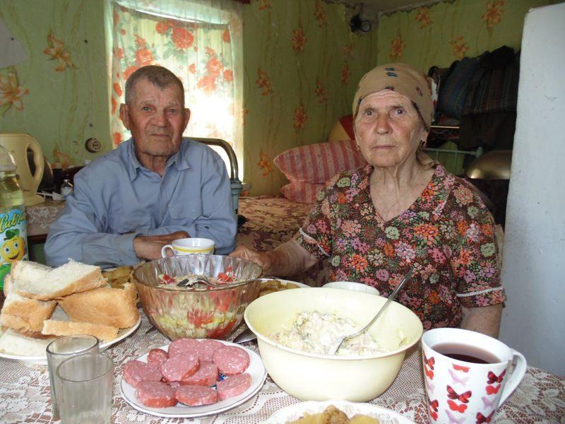 Иван Лаврентьевич и Евдокия Ивановна Фатеевы