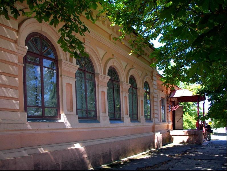 оріхівський краєзнавчий музей