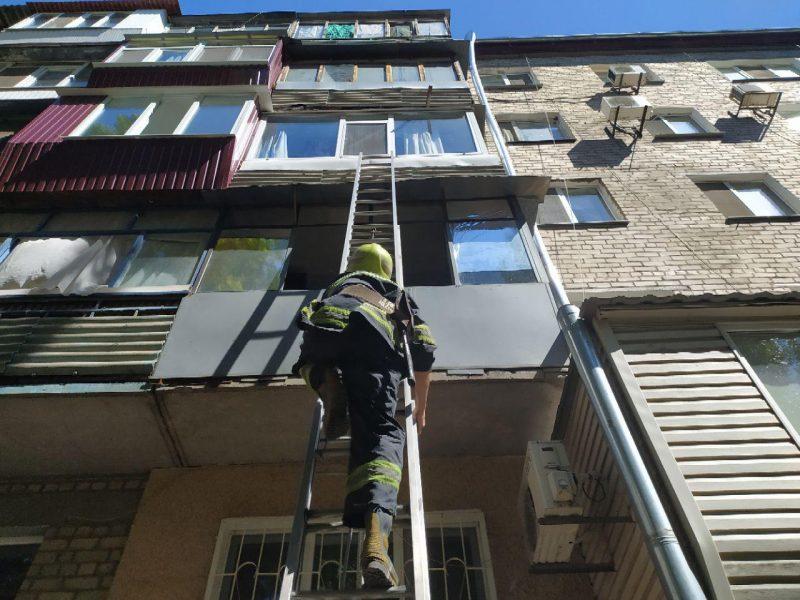 В Запорожье пенсионерке стало плохо - пришлось вызывать спасателей