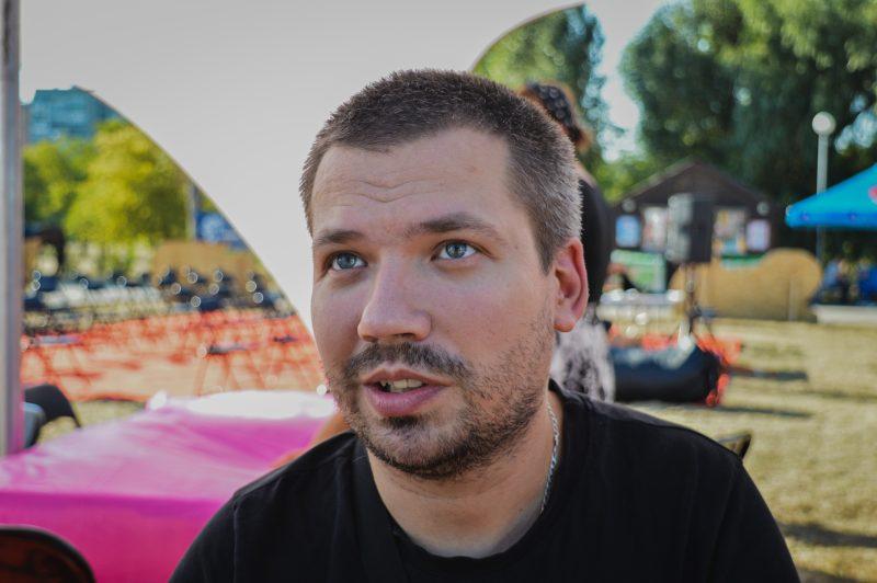 преподаватель Национального университета Запорожская политехника Алексей Шевченко.