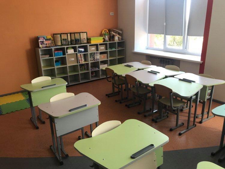 обновленные классы в гимназии