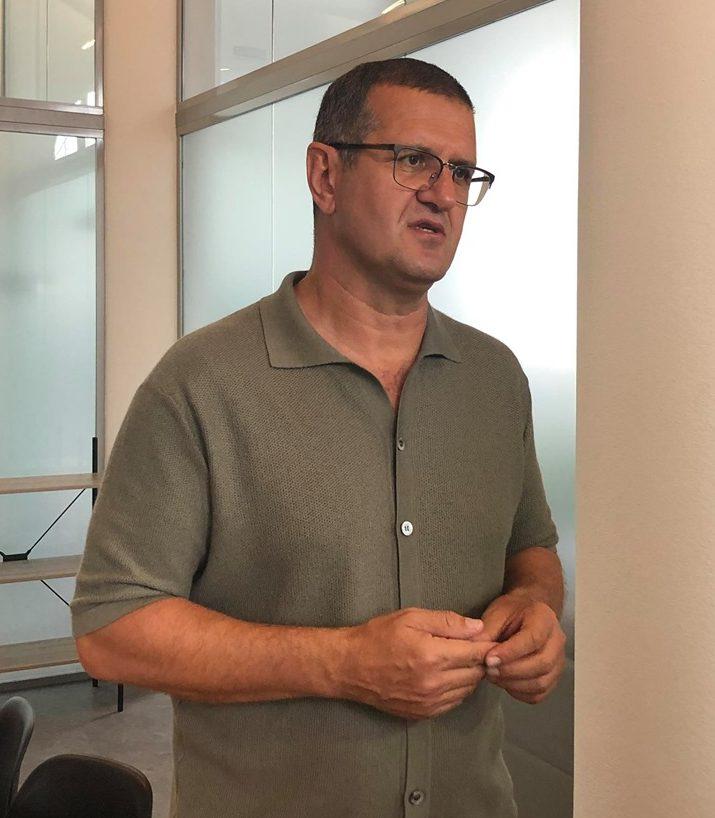 народный депутат Украины, лидер Партии Порядок Муса Магомедов
