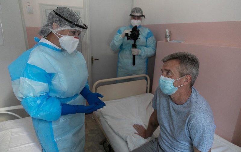 областная инфекционная больница