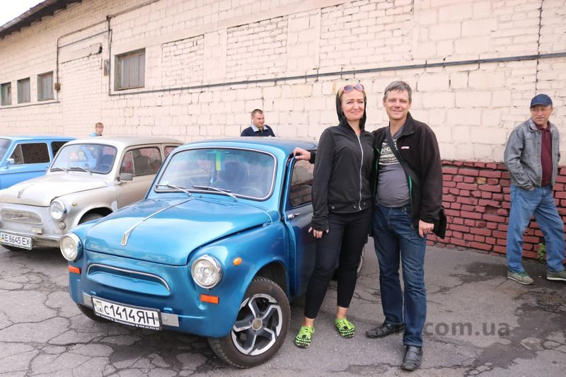 Кирилл Смирнов с женой