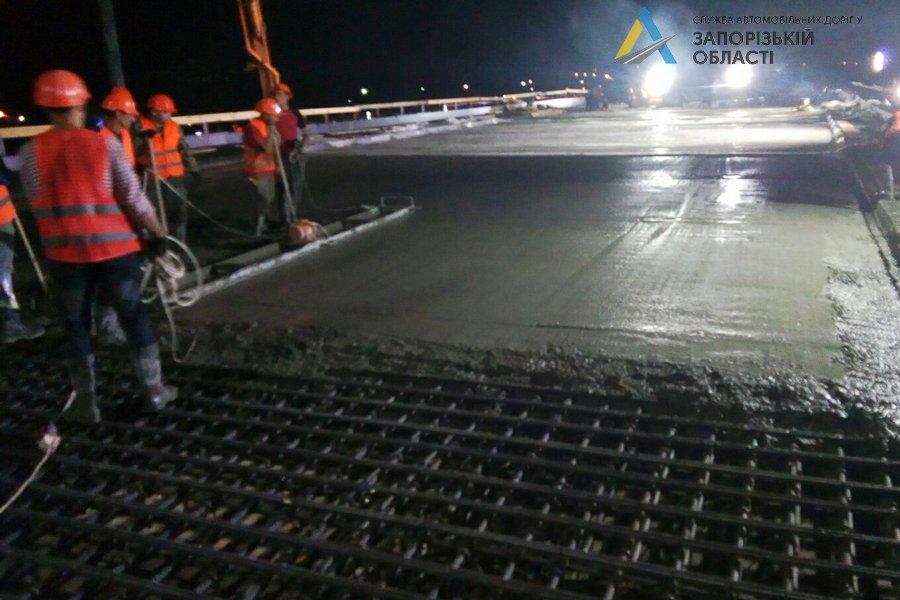 В Запорожье активно продолжается строительство мостов: что уже сделано (ФОТОРЕПОРТАЖ)