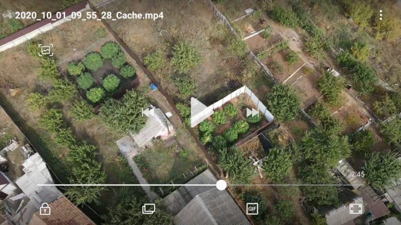 В Запорожской области жители устроили наркоплантацию в центре города