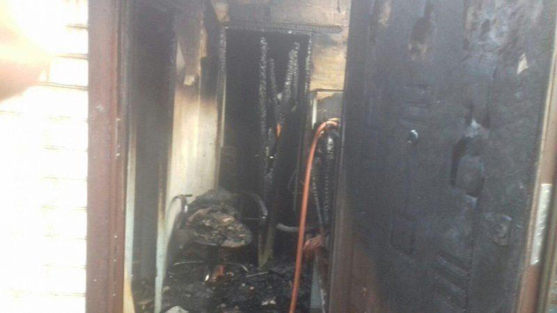 Пожежа у приватному будинку