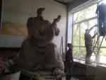 скульптуры Владлена Дубинина