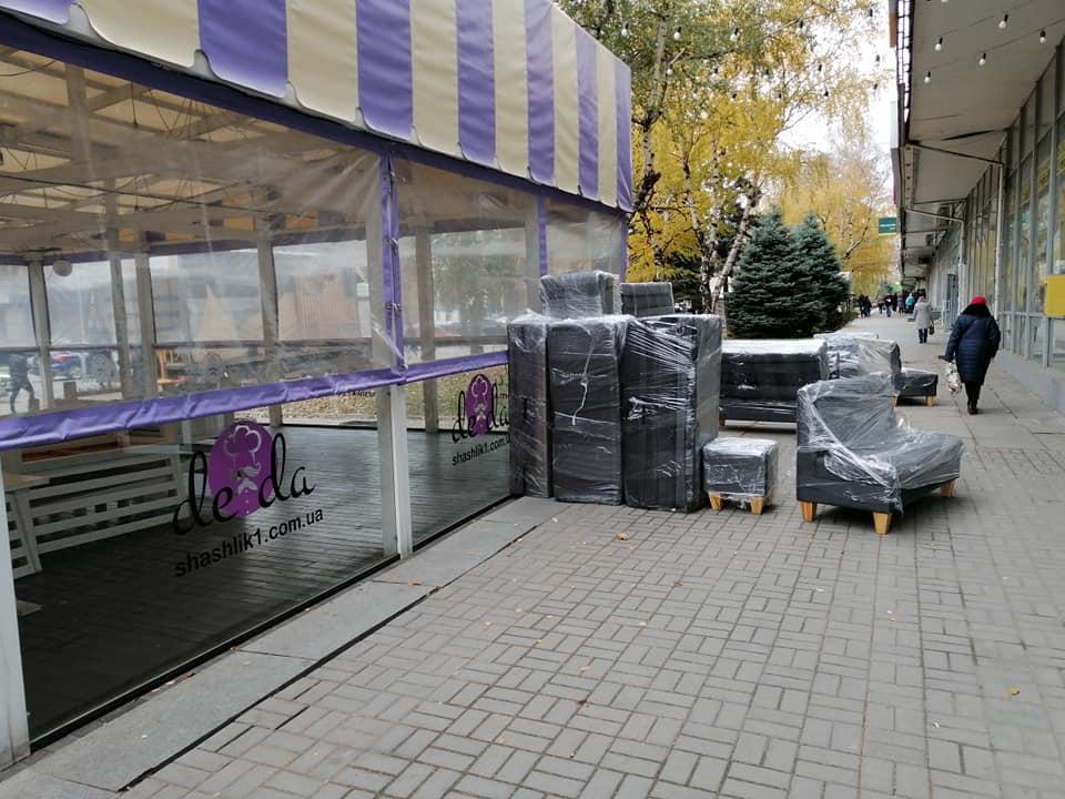 В Запорожье начали закрываться популярные кафе (ФОТО)