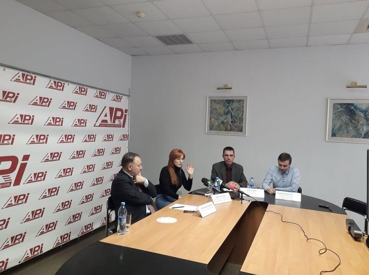 пресс-конференция в Агентстве региональных инициатив
