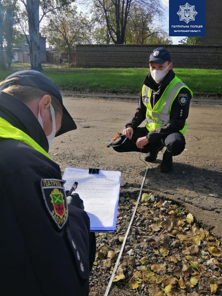 В Запорожской области патрульные провели массовые проверки (ФОТО)