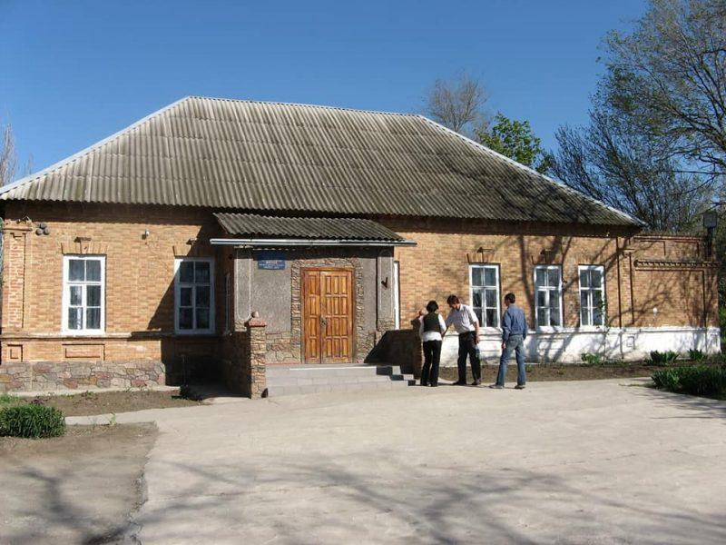 школа Веселянка