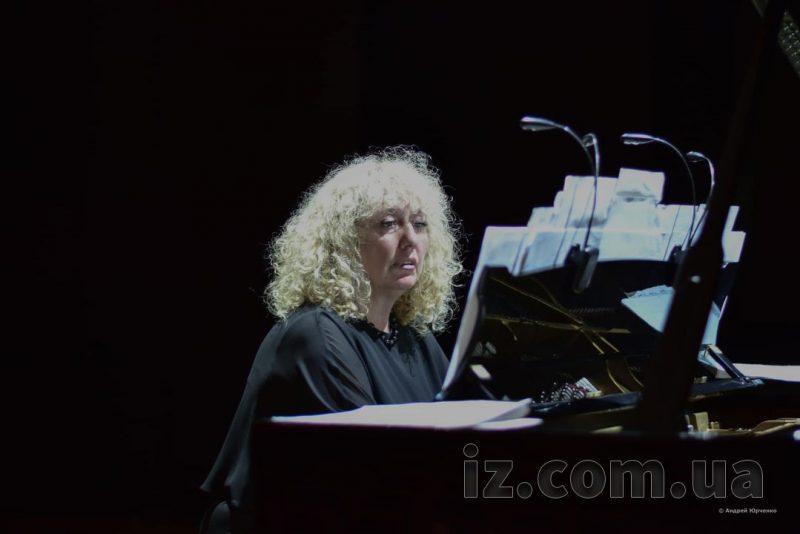 пианистка Илона Турчанинова