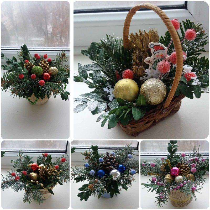 Символ 2021 года на елке: жительница Запорожья создает тематические новогодние шары