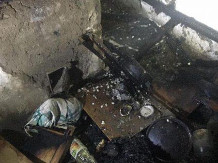 Происшествие произошло в жилом доме на улице Солнечной.