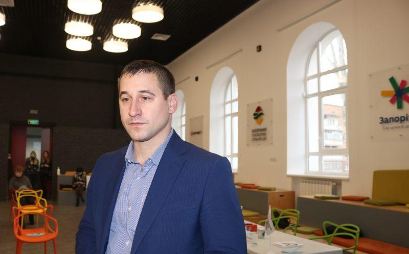 менеджер відділу управління проєктами громадської спілки «Зелений центр Метінвест» Ярослав Грошев