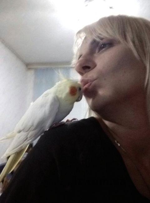 Анна с Кешей