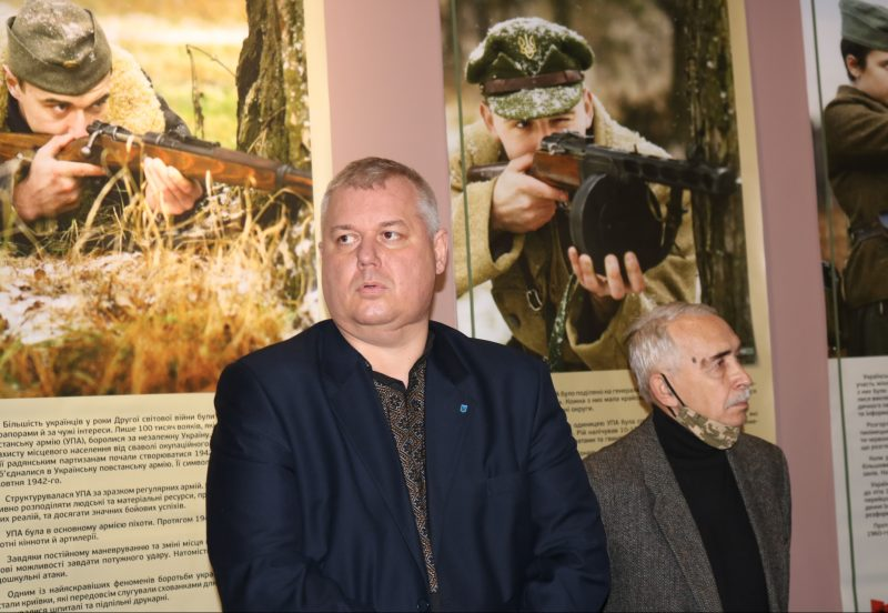 директор департамента культуры, туризма, национальностей и религий Владислав Мороко