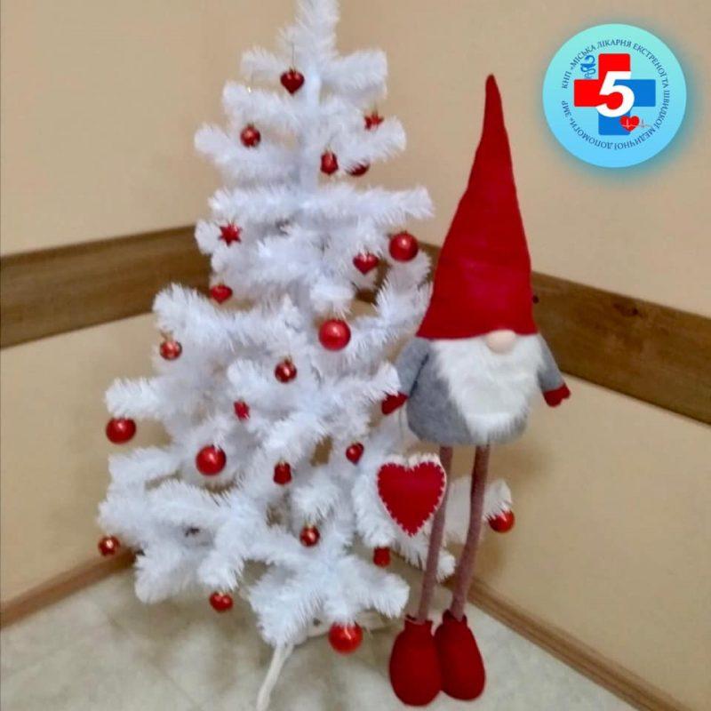 больница елка