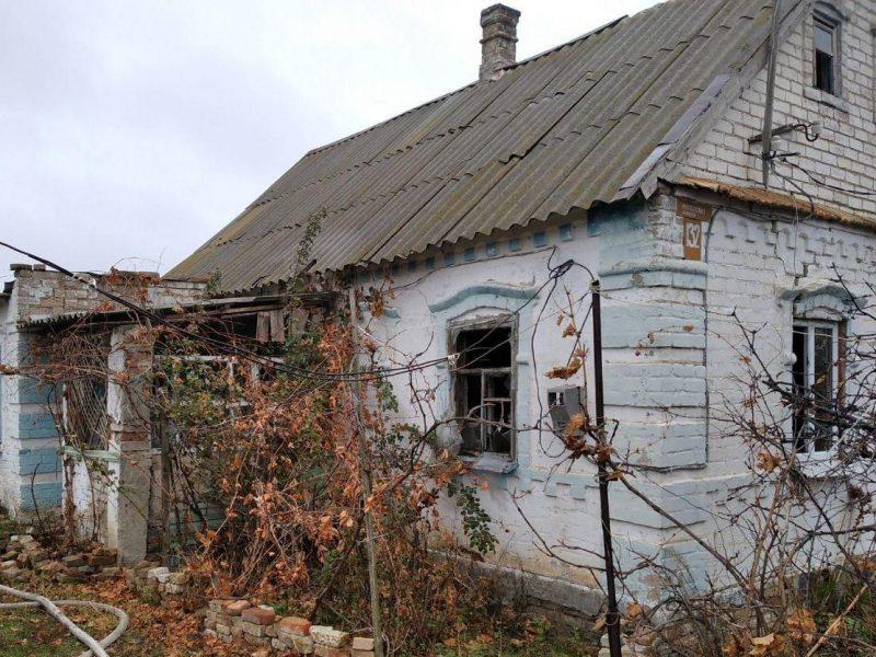 На пожаре в селе Астраханка погиб 43-летний мужчина