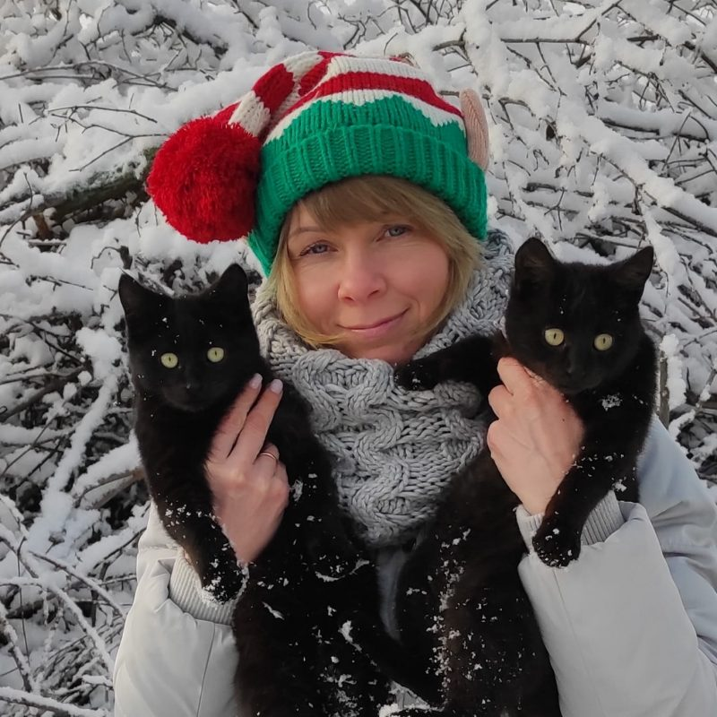 Оксана Дибровская