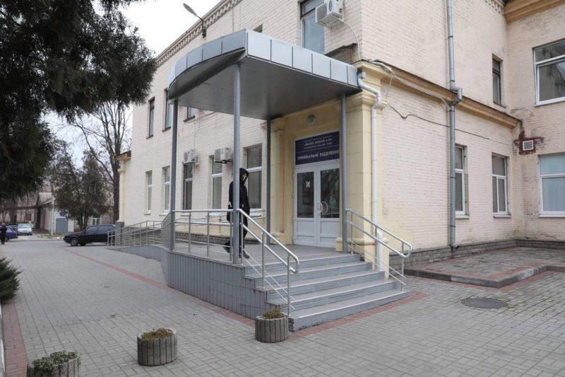 В городском диализном центре выполнили ремонт помещений для трех дополнительных диализных залов