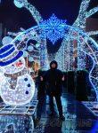 Новогодние фото Днепра