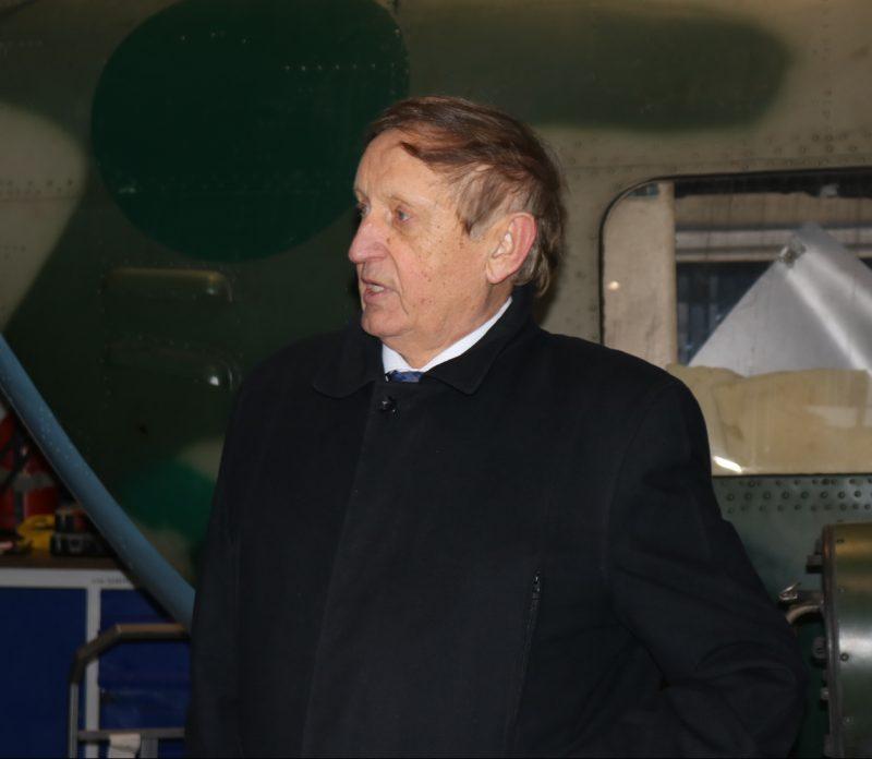 президент АО «Мотор Сич» Вячеслав Богуслаев