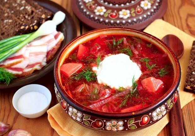 """Известный ресторанный гид """"Мишлен"""" назвал борщ российским блюдом - фото: lviv1256"""