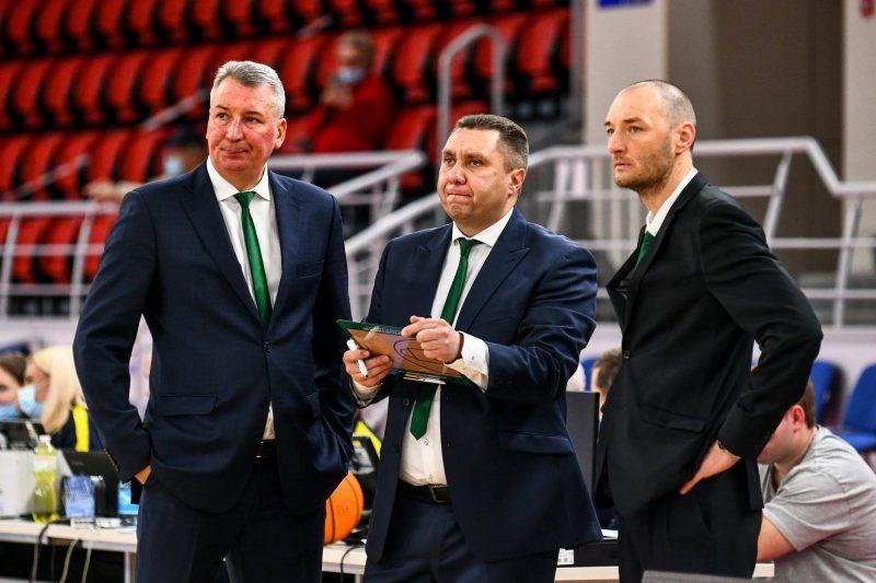 Баскетбольный клуб «Запорожье» одержал третью победу в этом году
