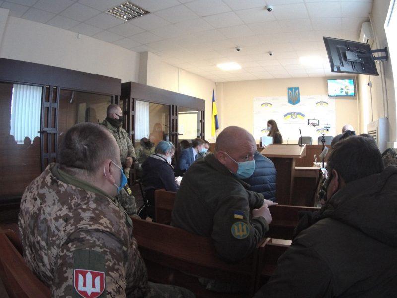 Лановенко суд