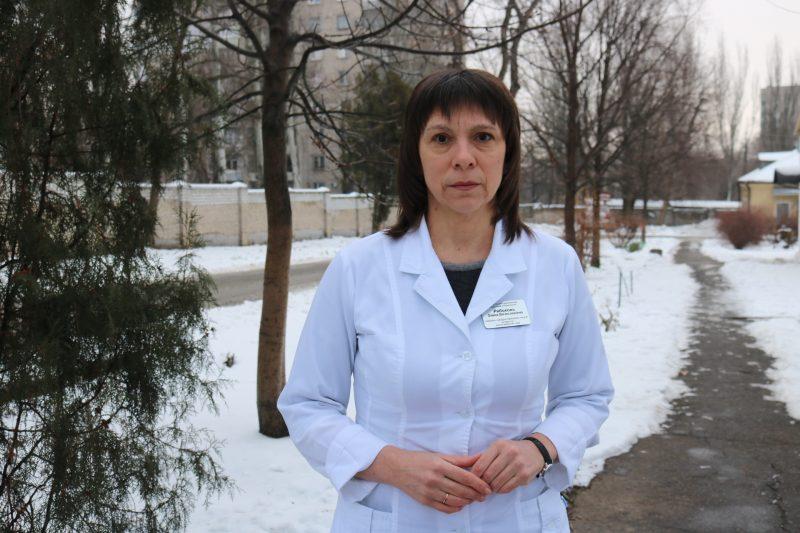 Елена Рябоконь