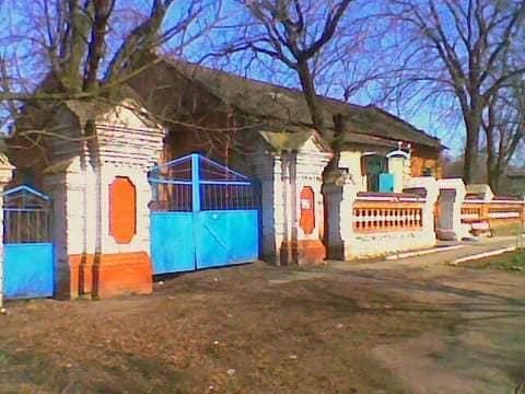 больница в Веселянке
