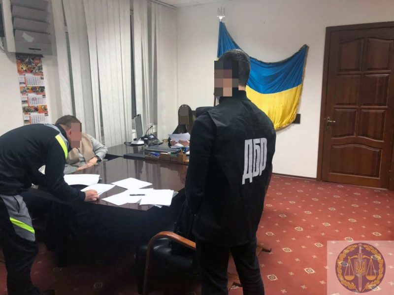 Общая сумма ущерба составила более 400 тыс. грн