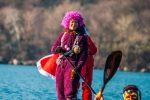 новогодний карнавал на воде