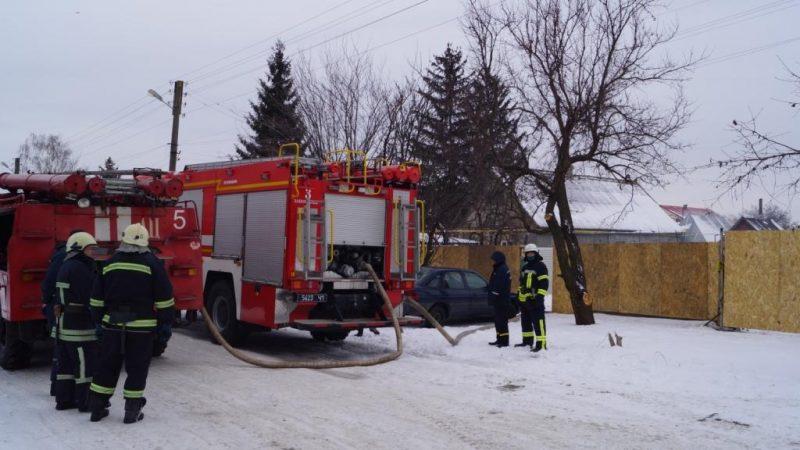 Причиной возгорания могло стать нарушение правил пожарной безопасности