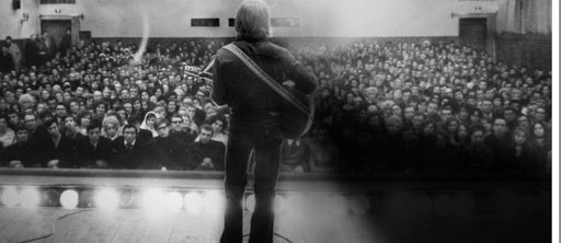 В конце апреля — начале мая 1978 года Владимир Высоцкий выступал в Запорожье