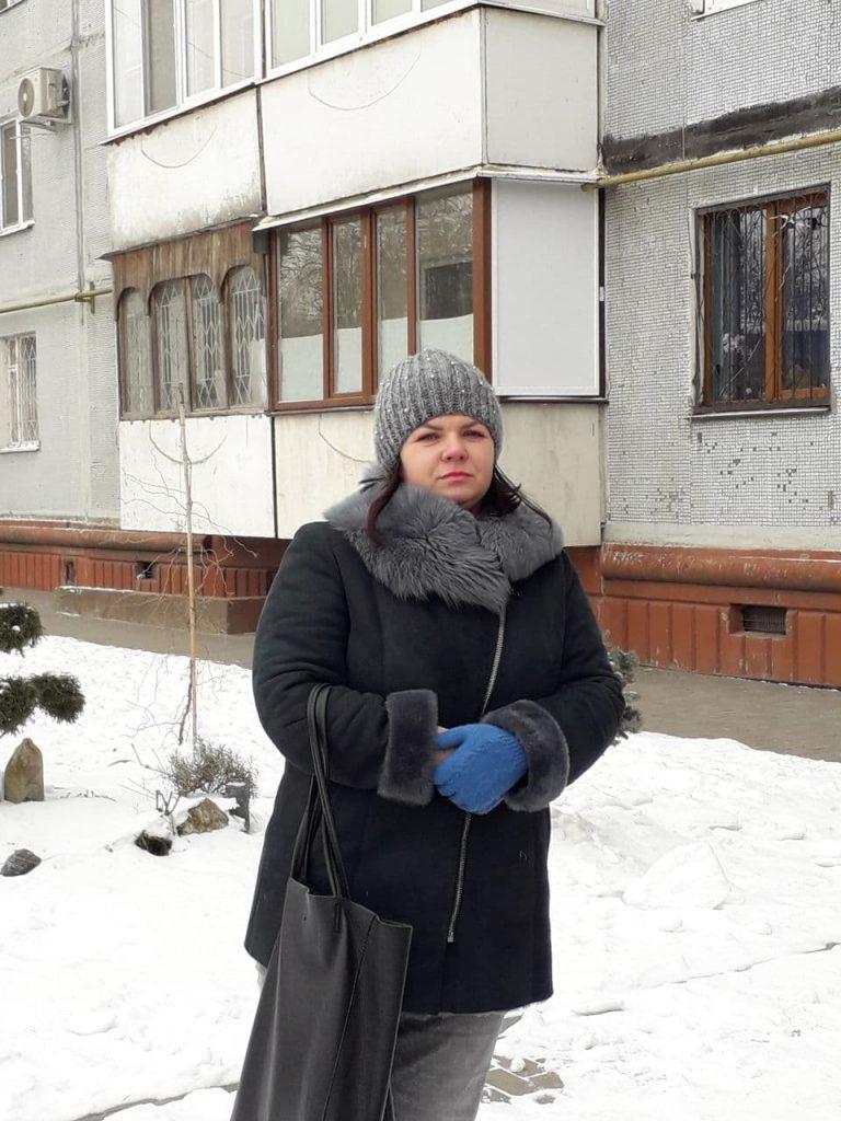 председатель этого ОСМД Юлия Евстафьева